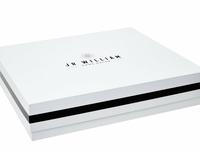 Jr William Packaging Design