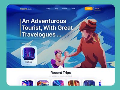 Travel web ui design booking flight branding mobile ui design travel app snow swiss web uiux illustrator design web ui web traveling world adventure guide trip travel