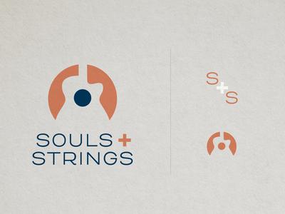 Souls + Strings Identity