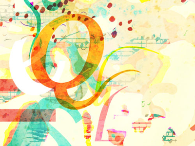 Typographic Illustration Poster