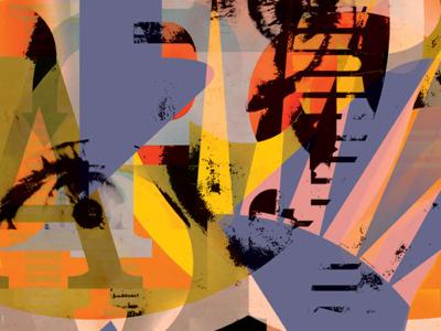 Krasivyi Typographic Illustration