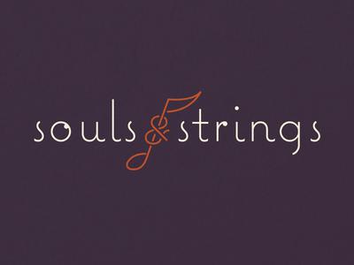 Souls + Strings, unchosen logo