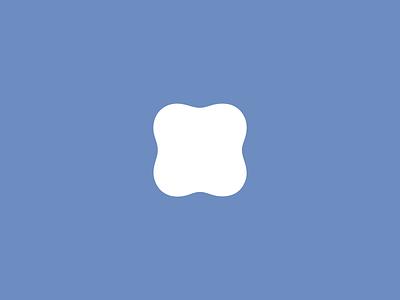 Symbol for Mikos 9 branding design clean creative agency studio interaction animation loop loader preloader vector outer minimal design identity symbol logo branding