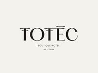 Totec Hotel Logotype Animation