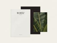 Totec Hotel Branding