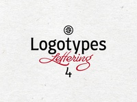 Logotype & lettering // part 4