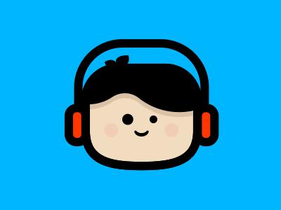 Avatar & Emotes icon illustration avatar twitch emote emoji