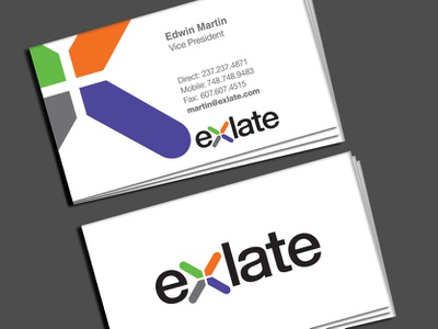 Double Sided Cards stationary business card psd business card design business card