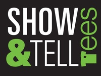 Show & Tell Tees Logo