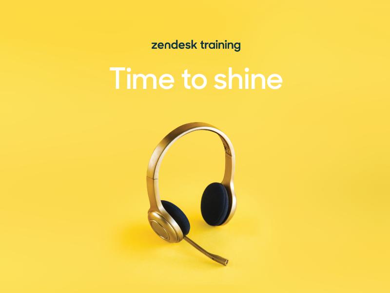 Zendesk Training gold