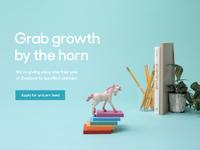 Dribbble startup