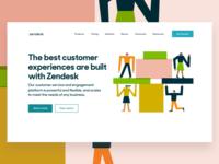 The Zendesk Suite