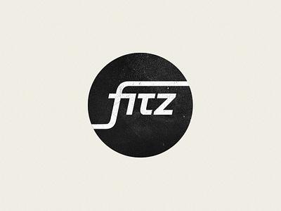 Personal Branding / Circle Logo Presentation rock fitz personal identity branding logo