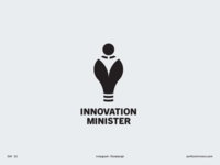 Daily Logo 03 - Innovation Minister