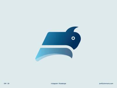 Daily Logo 09 - B + Buffalo