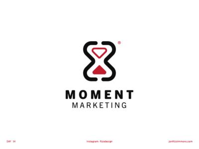 Daily Logo 14 - Moment Marketing