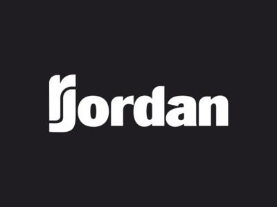 Round RJ Monogram + Wordmark