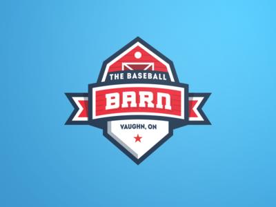 The Baseball Barn - Logo