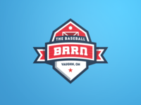 The Baseball Barn - Logo