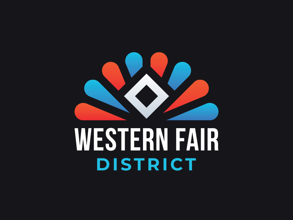 Western Fair District ontario london district western fair logotype mark identity branding logo