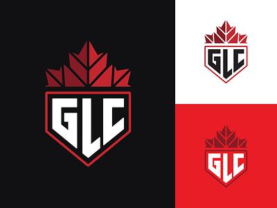 GLC Baseball great lake canadians canadian canada baseball t-shirt logotype mark identity branding logo