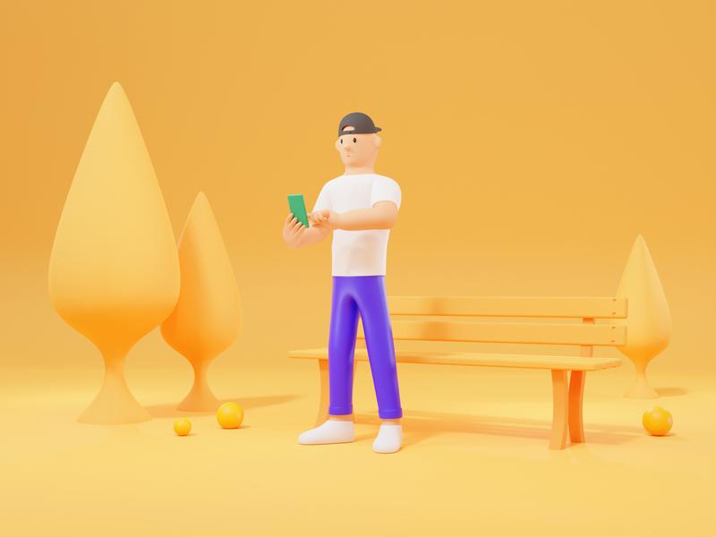 Blender 3D - User b3d user blender3d blender