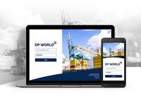 Container handling login