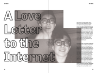 A Love Letter to the Internet