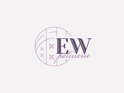 E.W. Patisserie Logo