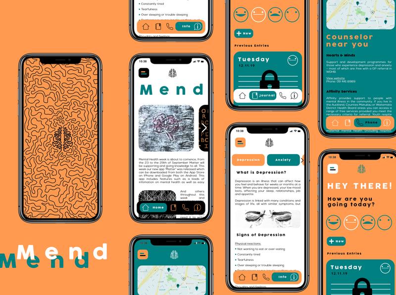 Mend App