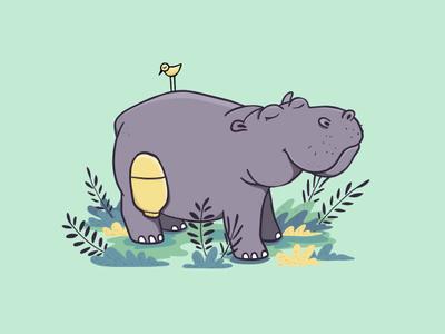 Hippopostomy 🔊