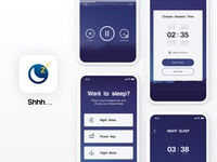 Shhh... App Interface
