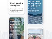 Real Estate App Screenshots