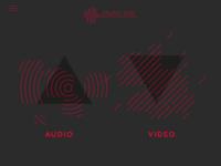 Geometrical homepage