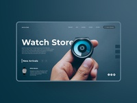 Watch Store Design Concept