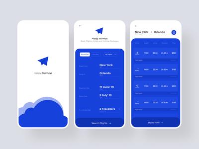 Online Travel App