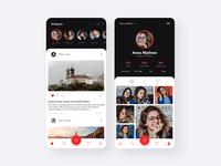 Instagram New Design Concept