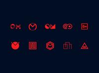 OM | Logo Variations