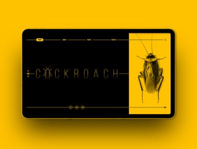 COCKROACH | UI/UX