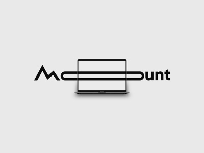Mountain logofolio brand identity illustration logo graphic design branding concept art modern minimal