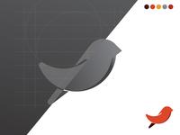 Bird - Logo Design Brand