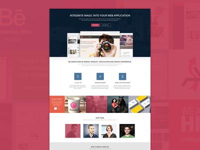 Theme Design agileinfoways user interface uiux design professional it company theme design web design web