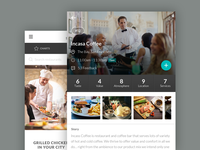 Munchh Mobile App - Eat Discover Experience