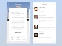 Blog - Mobile App