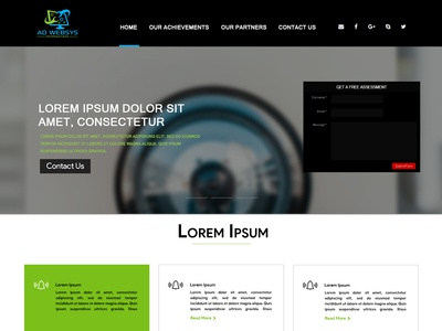 Business Website Design B2B