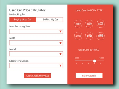 Used Car Price Calculator >> Used Car Price Calculator Designs Themes Templates And