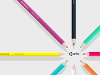 Unity Pencils