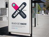 Unity - Hack week 10 poster