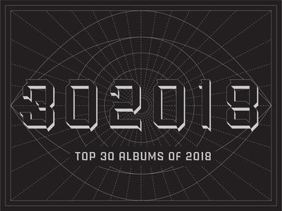 Top 30 of 2018