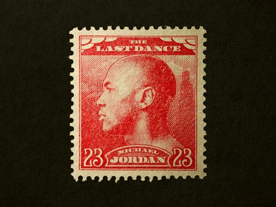 The Last Dance - A Stamp Series